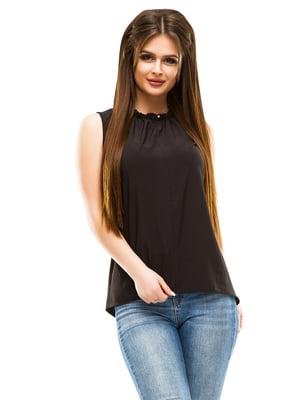 Блуза черная | 4613518