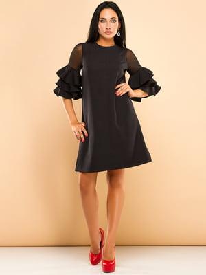 Платье черное | 4613694