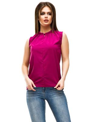 Блуза цвета фуксии   4613705