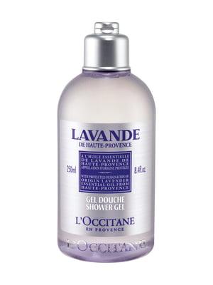 Гель для душа  «Лаванда» (250 мл) - L'occitane - 4453001