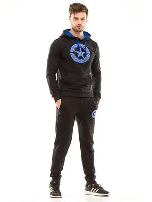 Костюм спортивный: худи и брюки | 4614688