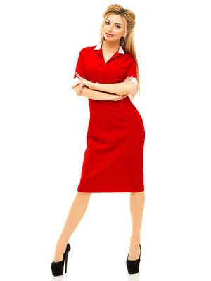 Сукня червона   4615525
