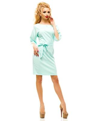 Сукня м'ятного кольору   4615596