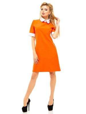Сукня помаранчева   4615673