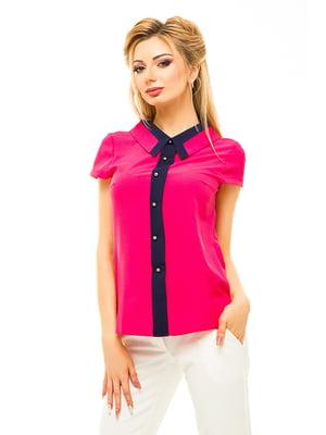 Блуза малинова | 4615774