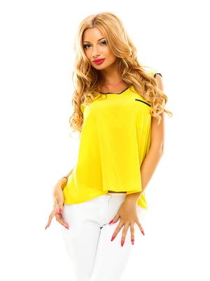 Блуза желтая | 4615880