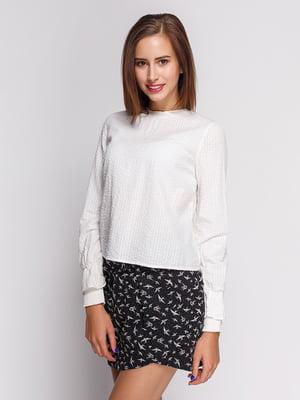 Блуза белая   4563255