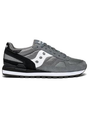 Кросівки сіро-чорні Shadow Original   4615755