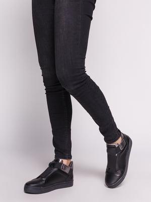 Ботинки черные | 4602523