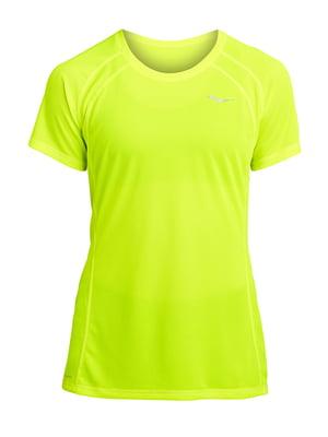 Футболка лимонного цвета | 4615778