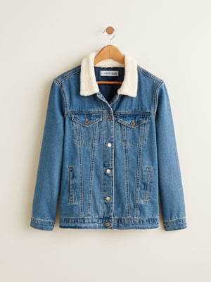 Куртка синяя   4549124