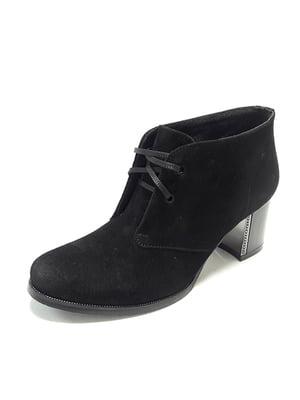 Ботинки черные | 4599418
