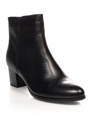 Ботинки черные | 2755901