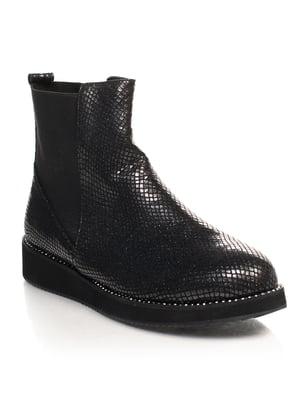 Ботинки черные | 4617785