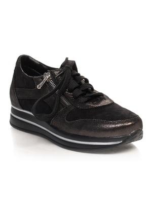 Кроссовки черные | 4617782