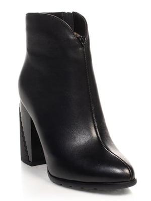 Ботинки черные | 4617784