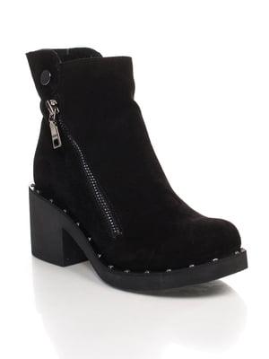 Ботинки черные   4618929