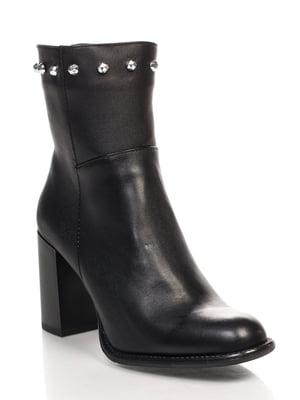 Ботинки черные   4618931