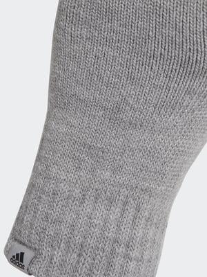 Перчатки серые | 4556544