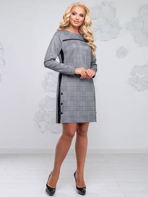 Платье в клетку | 4621654