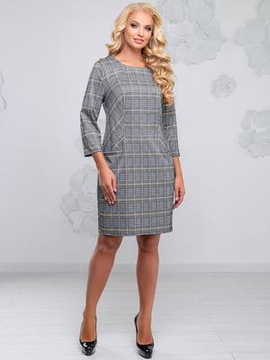 Платье в клетку | 4621655