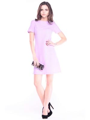 Платье светло-фиалковое | 4619093