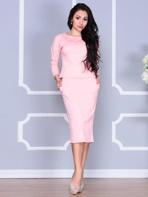 Костюм: блуза и юбка | 4619298