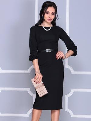 Платье черное | 4619306