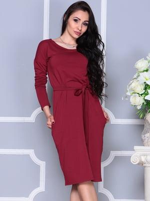 Платье красное | 4619523