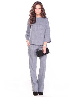 Костюм: блуза і штани | 4620057