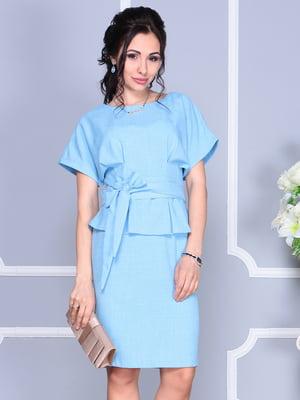 Сукня блакитна   4620180