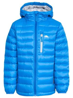Куртка голубая   4618538
