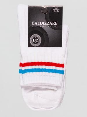Шкарпетки білі | 4590671