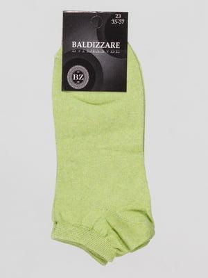 Шкарпетки салатові | 4590680