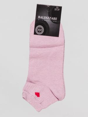 Носки розовые   4590673