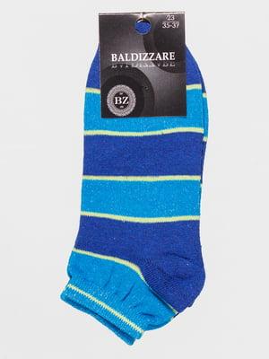 Шкарпетки в смужку | 4590693