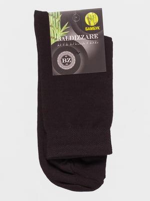 Шкарпетки чорні | 4590706