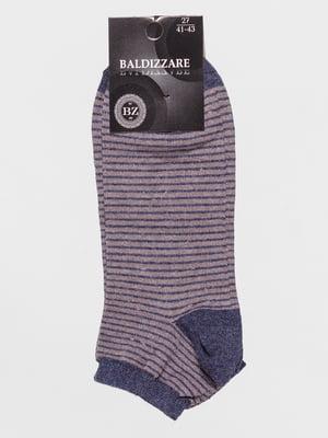 Шкарпетки в смужку | 4590727