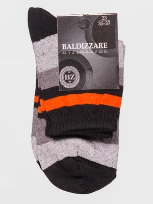 Шкарпетки в смужку | 4590659
