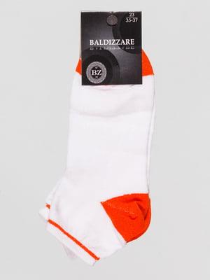 Шкарпетки двоколірні | 4590682