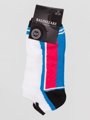 Шкарпетки різноколірні | 4619260