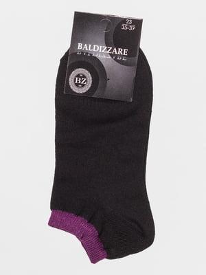 Шкарпетки двоколірні | 4590656