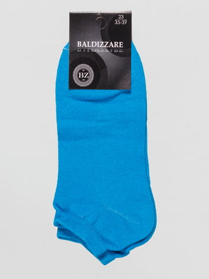 Носки голубые   4590681
