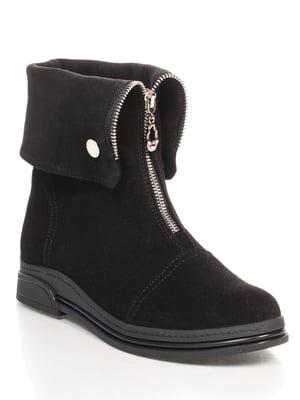 Ботинки черные | 4618953