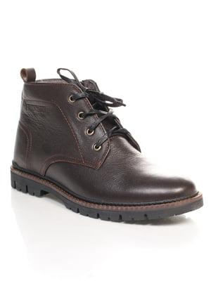 Черевики коричневі   4618921