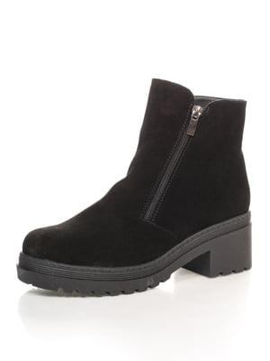 Ботинки черные | 4618940