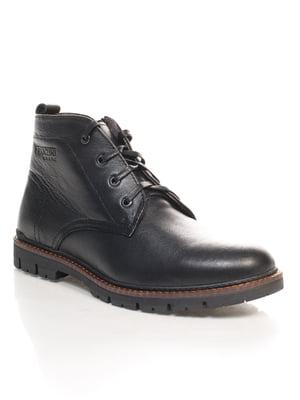 Ботинки черные | 4618920
