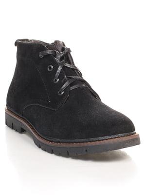 Ботинки черные | 4618919