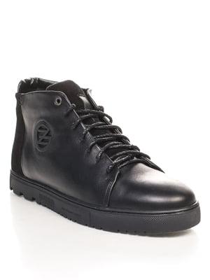 Ботинки черные | 4547809
