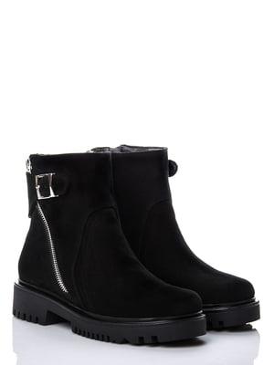 Ботинки черные | 4625274